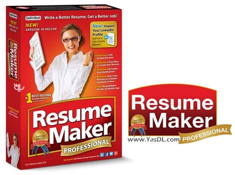 ResumeMaker Professional Deluxe 20.1.0.115 Crack