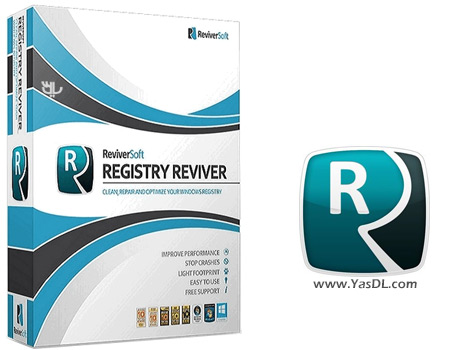 ReviverSoft Registry Reviver 4.19.1.4 Crack