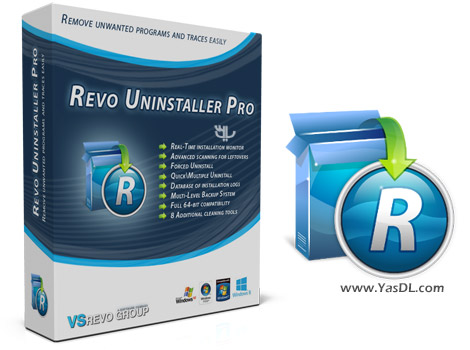 Revo Uninstaller Pro 3.2.0 + Portable Crack