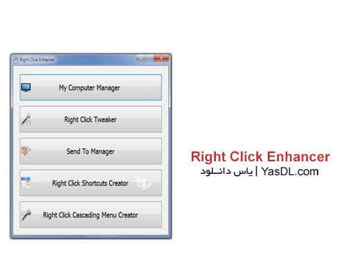 Right Click Enhancer Professional 4.5.2.0 Crack