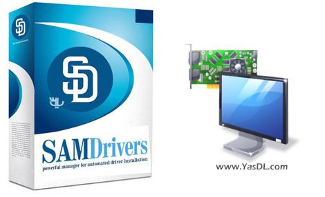 SamDrivers 18.0 + 17.4.12 Lite Crack