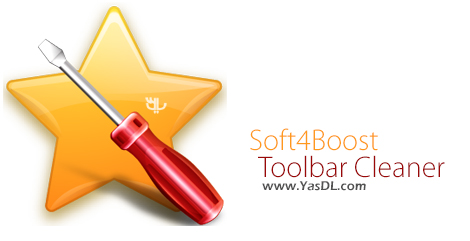 Soft4Boost Toolbar Cleaner 5.0.7.559 + Portable Crack