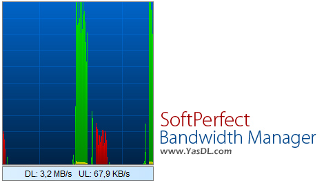 SoftPerfect Bandwidth Manager 3.2.5 Crack