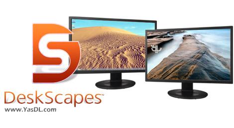 Stardock DeskScapes 8.51 Crack