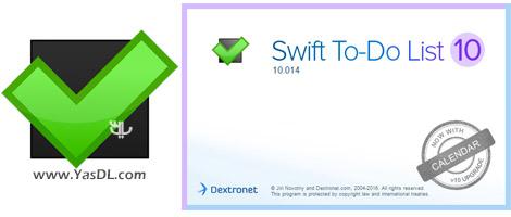 Swift To-Do List 10.014 + Portable Crack
