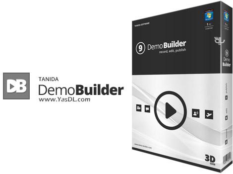 Tanida Demo Builder 11.0.27.0 + Portable Crack