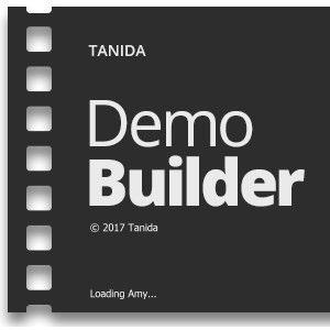 Tanida Demo Builder 11.0.24.0 + Portable Crack