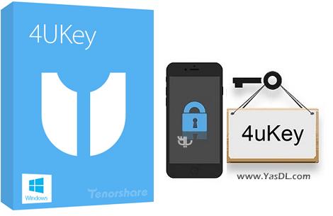 Tenorshare 4uKey 1.3.0.0 - Unlock IPhone And IPad Crack