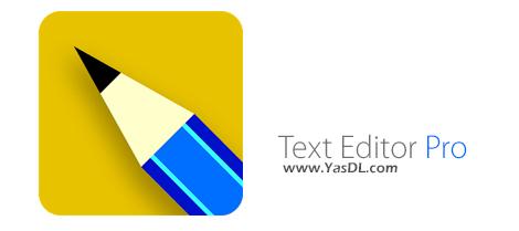 Text Editor Pro 3.0.1 + Portable Crack