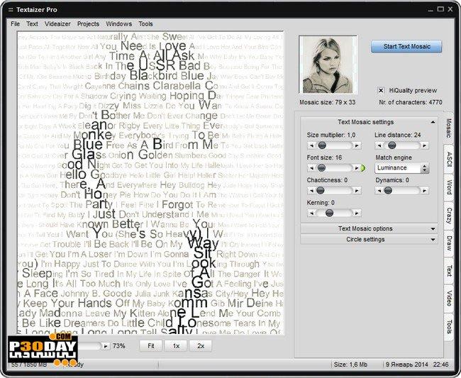 Textaizer Pro 5.0.67 - Making Photos Of Texts Crack