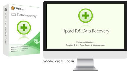 Tipard iOS Data Recovery 8.1.22 Crack