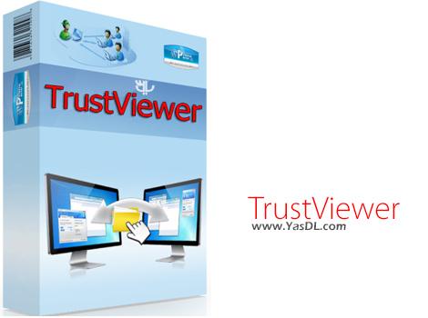 TrustViewer 1.7.1 Build 1757 Crack