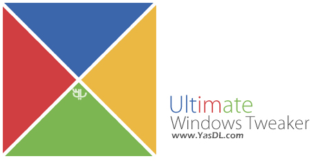 Ultimate Windows Tweaker 4.4.1 Crack