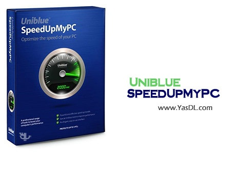 Uniblue SpeedUpMyPC 2017 6.1.0.0 Crack