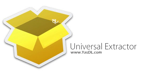 Universal Extractor 1.6.1 Crack