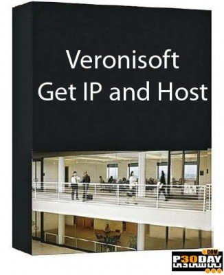Veronisoft Get IP And Host 1.5.8 - Network IP Monitoring Crack