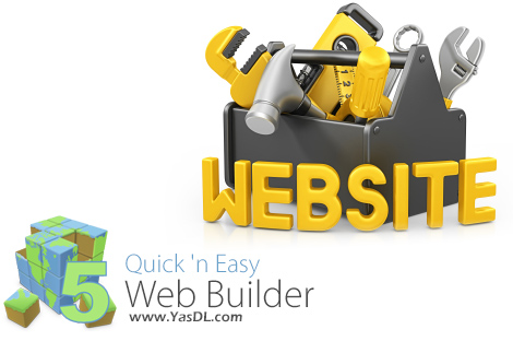 Quick 'n Easy Web Builder 5.0.1 + Extensions Crack