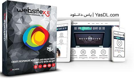Incomedia WebSite X5 Professional 14.0.5.2 Crack