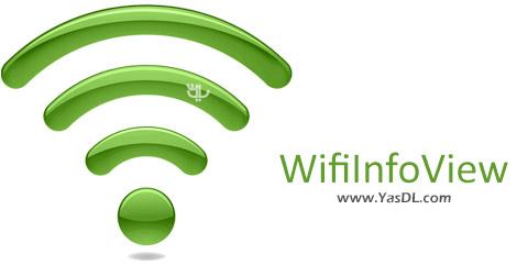 WifiInfoView 2.31 Crack