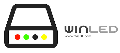 WinLED 1.5 - LED Indicator For Monitoring Hard Disk Activity Crack
