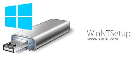 WinNTSetup 3.8.8.0 – Build Disc Install Custom Windows Crack
