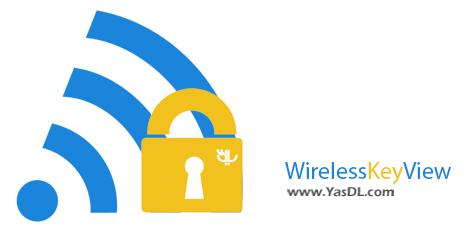 WirelessKeyView 2.0.5 x86/x64 + Portable Crack
