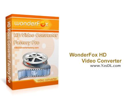 WonderFox HD Video Converter Factory Pro 14.3 Crack
