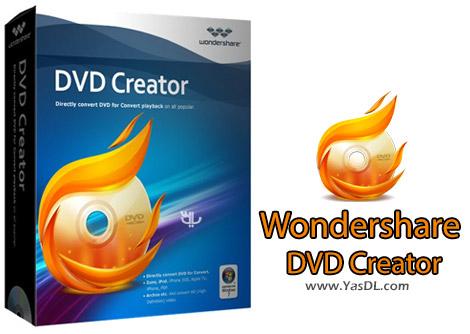 Wondershare DVD Creator 4.5.0.3 + DVD Templates Crack