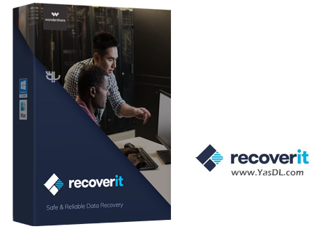 Wondershare Recoverit 7.0.3 - Data Recovery Software Crack