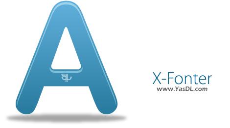 X-Fonter 10.0 Crack