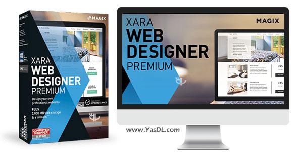 Xara Web Designer Premium 15.0 x86/x64 + Portable Crack
