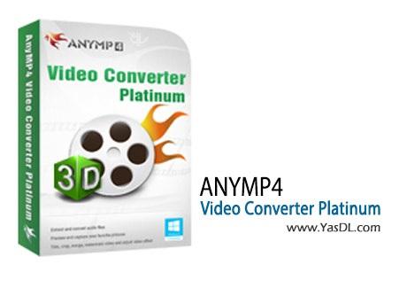AnyMP4 Video Converter Ultimate 7.2.16 Crack
