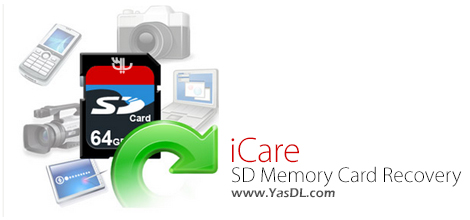 iCare SD Memory Card Recovery 1.0.4 + Portable Crack