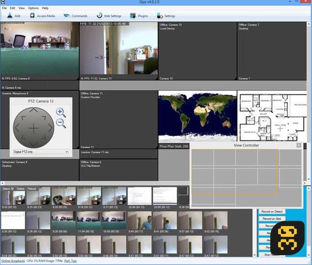 ISpy 6.6.7.0 - Convert Webcam To Hidden Camera Crack