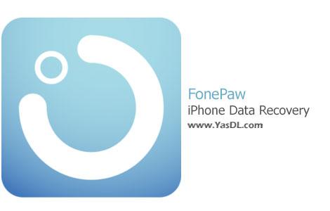 FonePaw iPhone Data Recovery 3.1.0 Crack