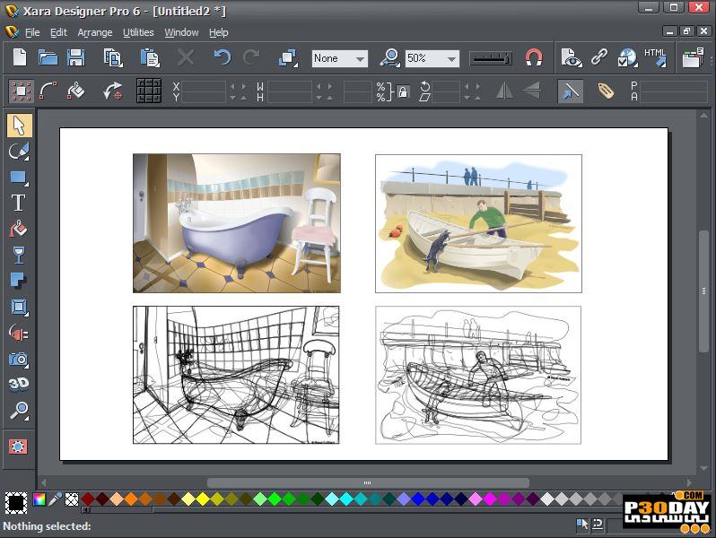 Xara Designer Pro X 15.0.0.52427 - Design Images And Pages Crack
